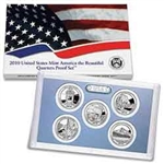2010 America the Beautiful National Park Quarter Proof Set