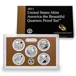 2011 National Park Quarter Proof Set