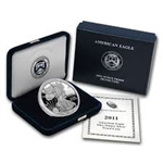 2011 Proof American Silver Eagle