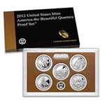 2012 National Park Quarter Proof Set