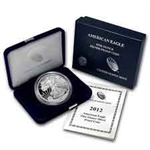 2012 Proof American Silver Eagle