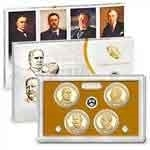 2013-S Presidential Dollar Proof Set