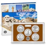 2013 National Park Quarter Proof Set