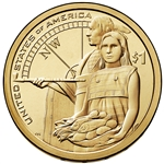 2014-D Native American Dollar
