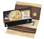 2014 American $1 Coin and Currency Set