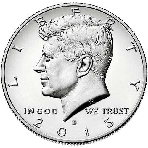 2009 P D Kennedy Half Dollar 2 Coin Set Uncirculated