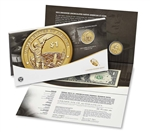 2015 American $1 Coin and Currency Set
