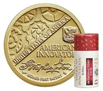 2018-D First Patent American Innovation Dollar Roll