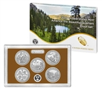 2019 America the Beautiful National Park Quarter Proof Set