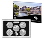 2019 National Park Quarter Silver Proof Set