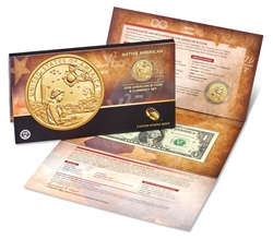 2019 American $1 Coin and Currency Set