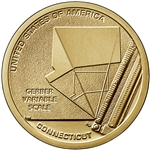 2020-D Connecticut Innovation Dollar