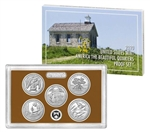 2020 America the Beautiful National Park Quarter Proof Set