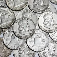 90% Silver Franklin Halves
