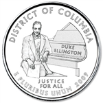 District of Columbia U.S. Territory Quarter 2009-D