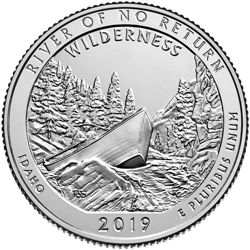 2012-2018 San Fr America the beautiful National Park 5 Quarters set any year