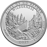2019-S Frank Church River Proof Quarter