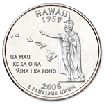 Hawaii State Quarter 2008-D