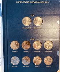 Innovation Dollars Coin Set