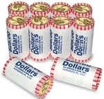 2007-D John Adams Dollar Coin Roll