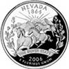 Nevada Proof State Quarter 2006-S