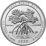 2020-D Salt River Bay National Park Quarter