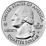 2020-W Salt River Bay National Park Quarter