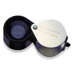Coddington 20X Coin Magnifier