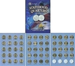 State Quarters and Territories Set Philadelphia
