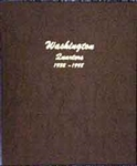 Washington Quarter Dansco Coin Albums
