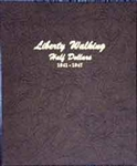Walking Liberty Halves Coin Albums