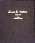 Dansco Susan B Anthony Dollar Dansco Coin Album