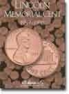 Coin Folders Lincoln Memorial Penny