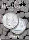 Franklin Half Dollar Coin Folders