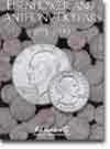 Eisenhower and Susan B Anthony Dollar Coin Folders