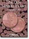 Lincoln Memorial Penny Coin Folder Starting 1999