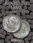 Roosevelt Dimes Coin Folders Starting 2000
