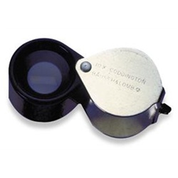 Hastings Triplet 14X Coin Magnifier