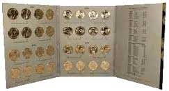 2007-2016 Presidential Dollar Set