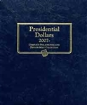 Whitman Coin Collecting Albums Presidential Dollar