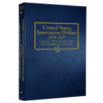 Innovation Dollars Whitman Coin Album P & D
