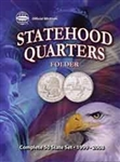 Statehood Quarters and Territories Coin Folder