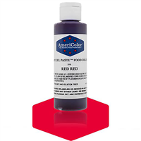 Gel Paste Red Red Food Coloring 4.5 oz