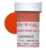Dry Powder Orange Food Coloring 3 grams