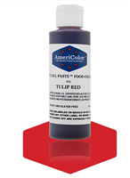 Gel Paste Tulip Red Food Coloring 4.5 oz