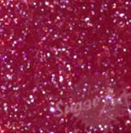 Disco Dust Raspberry Sparkle Dust 5 grams