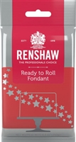 Renshaw Fondant Red