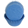 Light Blue Standard Cupcake Liners Baking Cup