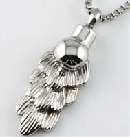 An Angel's Wing (Chain Sold Separately)