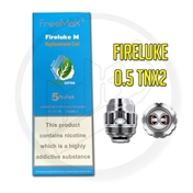 FREEMAX TNX2 MESH REPLACEMENT COIL - 5 PACK